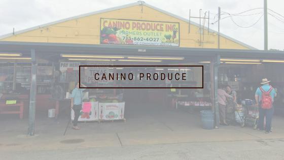 Canino Produce Farmer's Market Pt.1