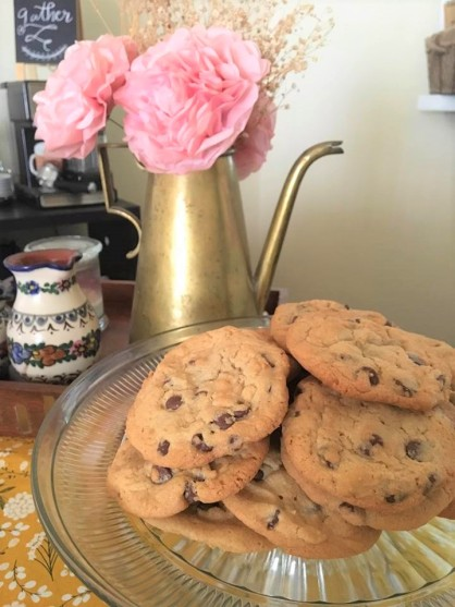 chocholate chip cookies