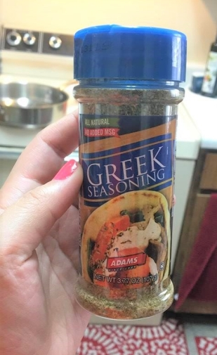 greek seasonings