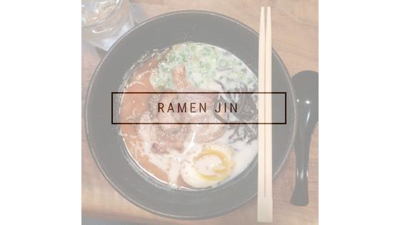 Ramen Jin