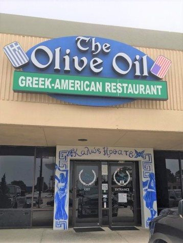 The Olive Oil Exterior
