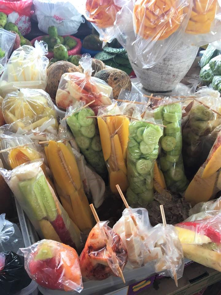 Bagged Fruit