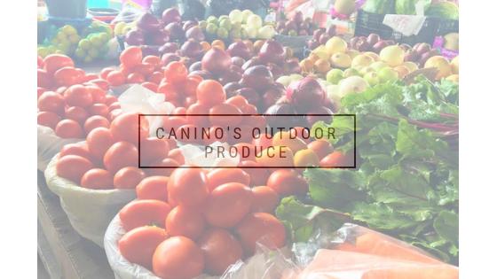 Canino Produce Farmer's Market Pt.2