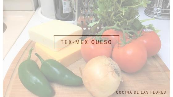 Tex-Mex Queso