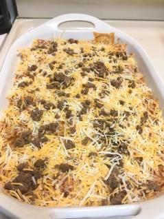 prebaked enchiladas