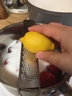 Lemon in jam