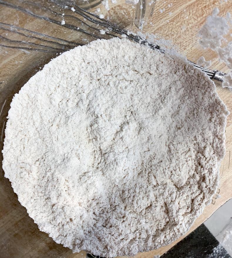 3. Dry Ingredients